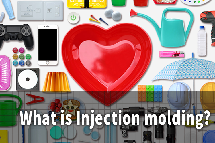 What is injection molding?